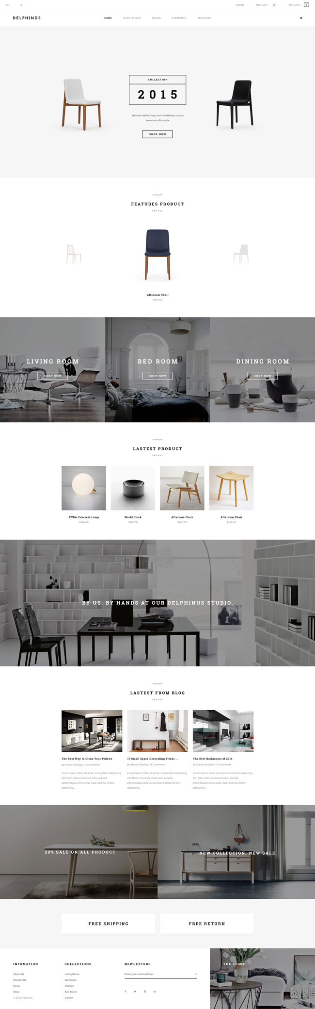Delphinus-Creative-eCommerce-PSD-template