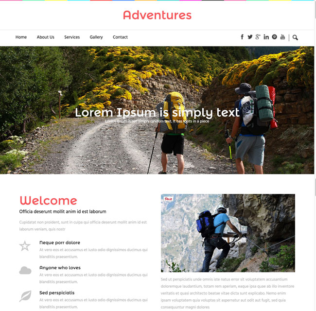 Free-Adventure-Travel-HTML5-CSS3-Template