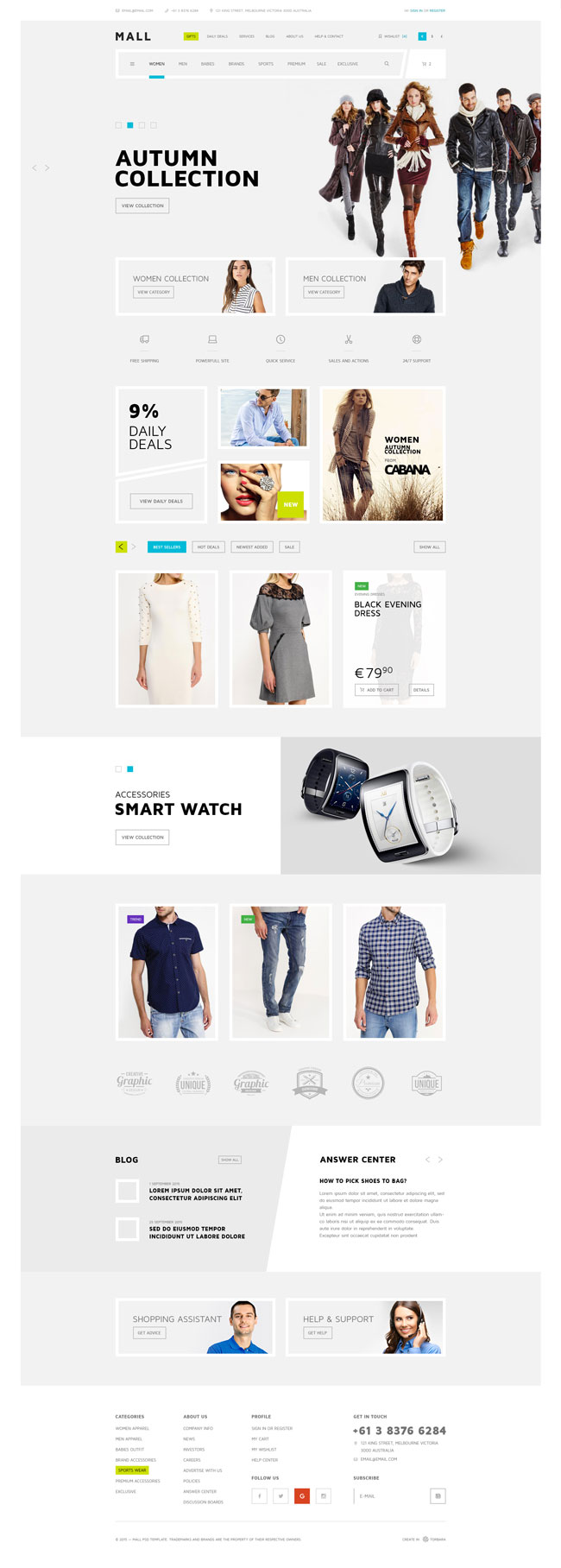 Mall-Multi-Purpose-eCommerce-PSD-Template