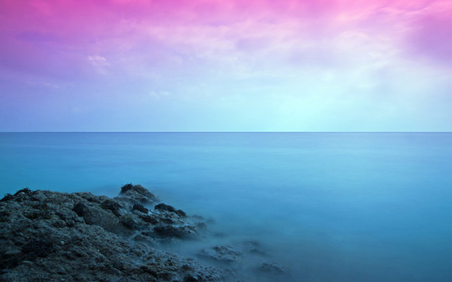 colorful seascape wallpaper