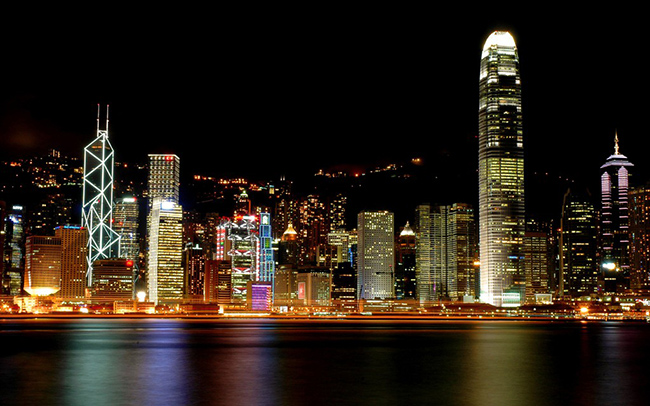 hongkong victoria harbour wallpaper