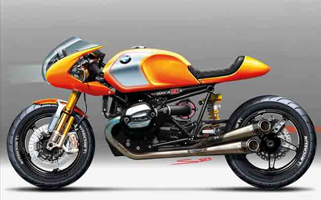 2013 BMW concept ninety wallpaper