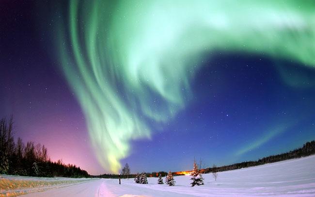 aurora borealis wallpaper