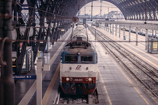 milano railway station