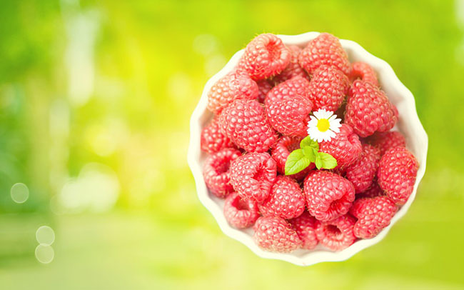 raspberries wallpaper