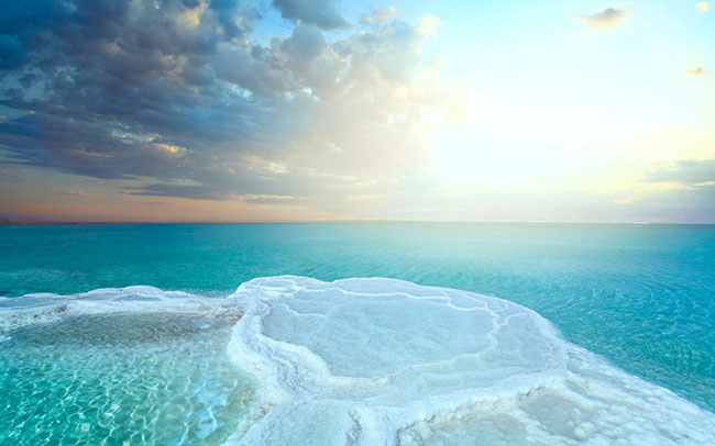 salt sea wallpaper