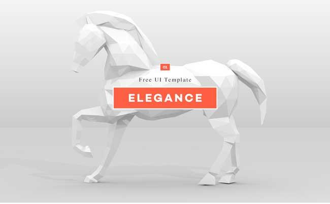 Elegance-Multi-purpose-PSD-One-Page-Template