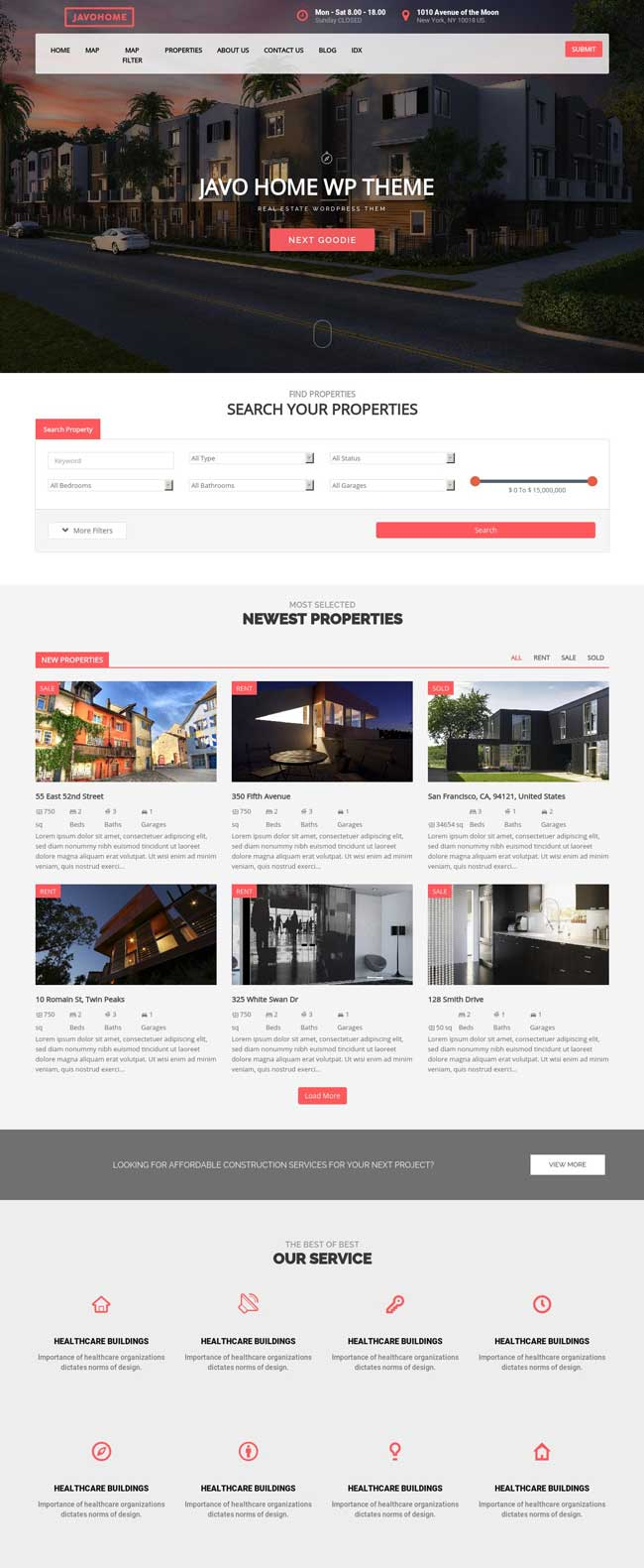 Javo-Home-Real-Estate-WordPress-Theme