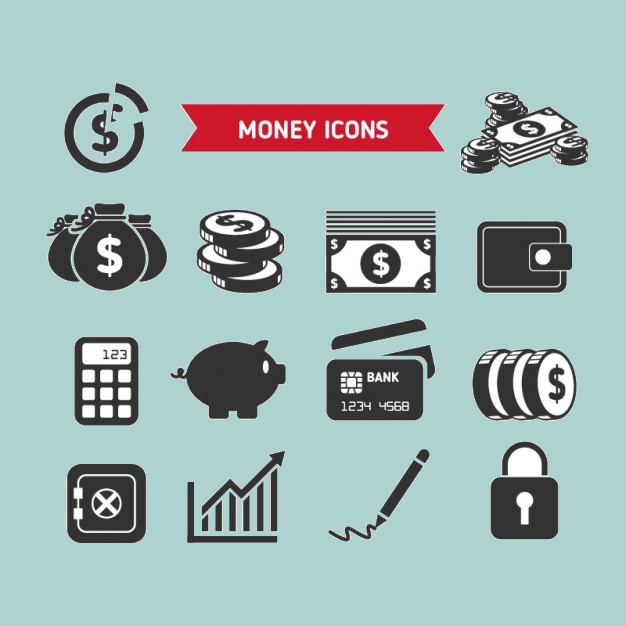 Amazing-Money-Icons