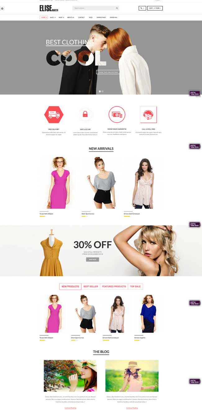 10 Best Wordpress Fashion Store Themes Designmaz