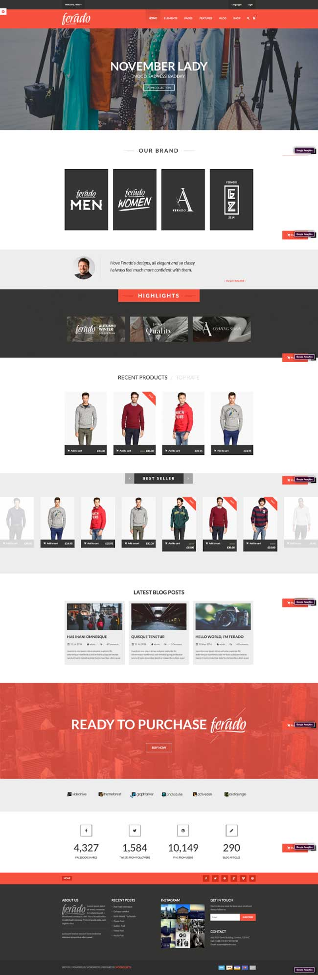 Ferado-WooCommerce-Fashion-Theme