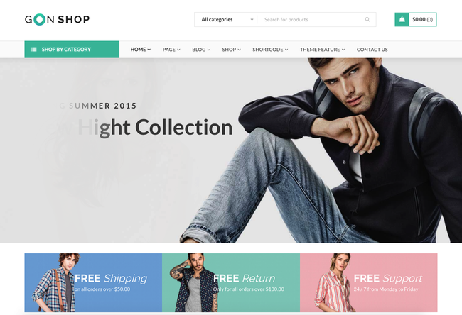 pick up one suitable theme from 20+ below WordPress eCommerce themes of 2016