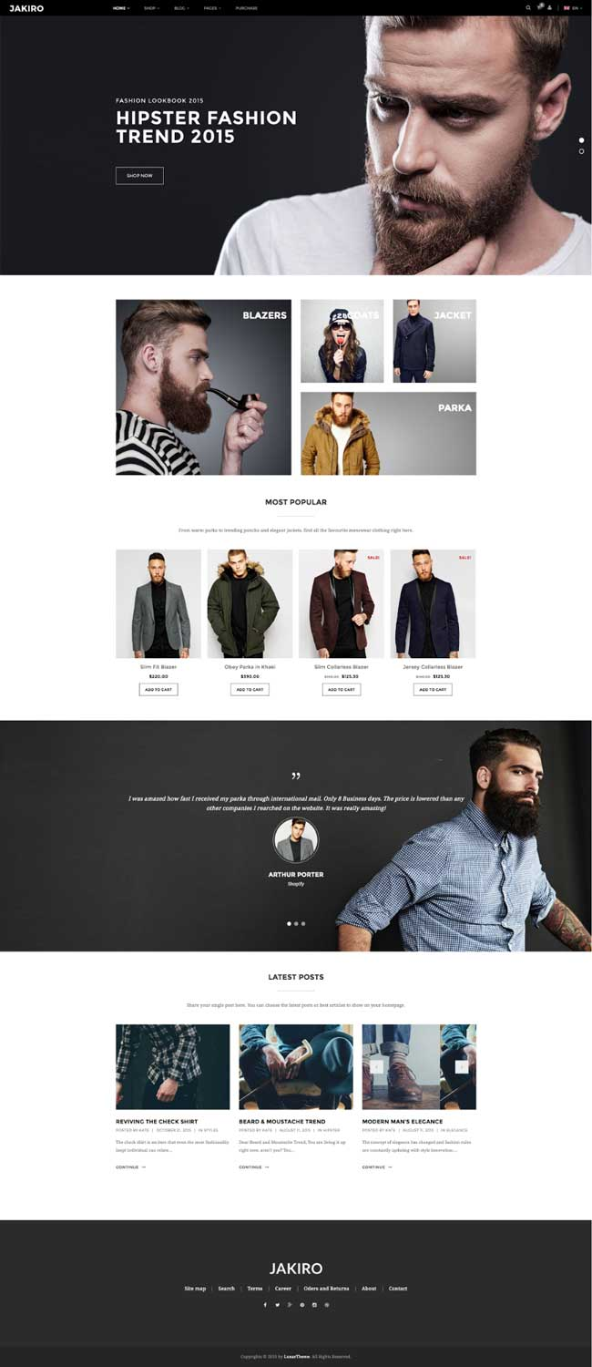 Jakiro-Fashion-Shop-WordPress-Theme