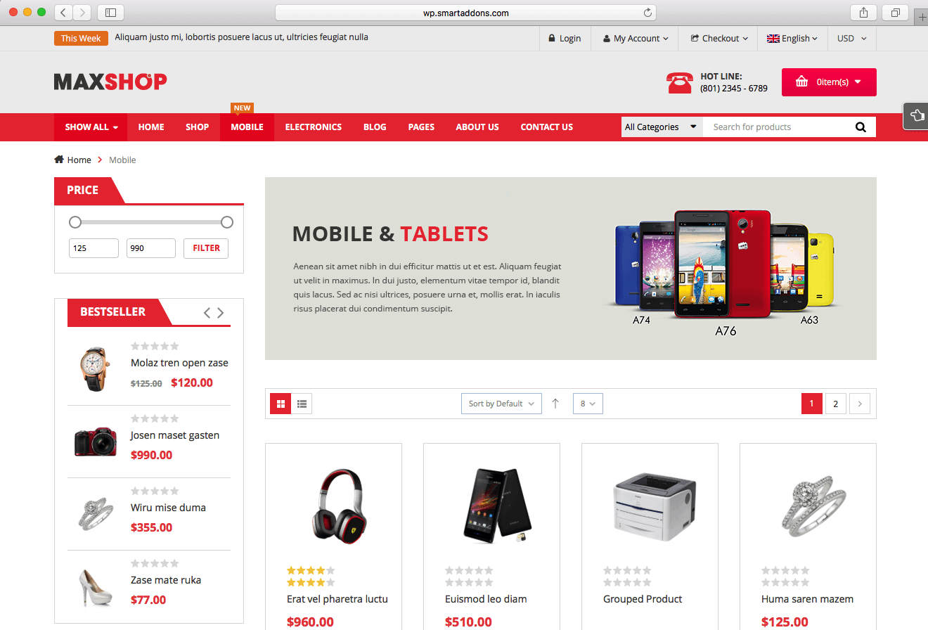 using WordPress eCommerce to sell digital products