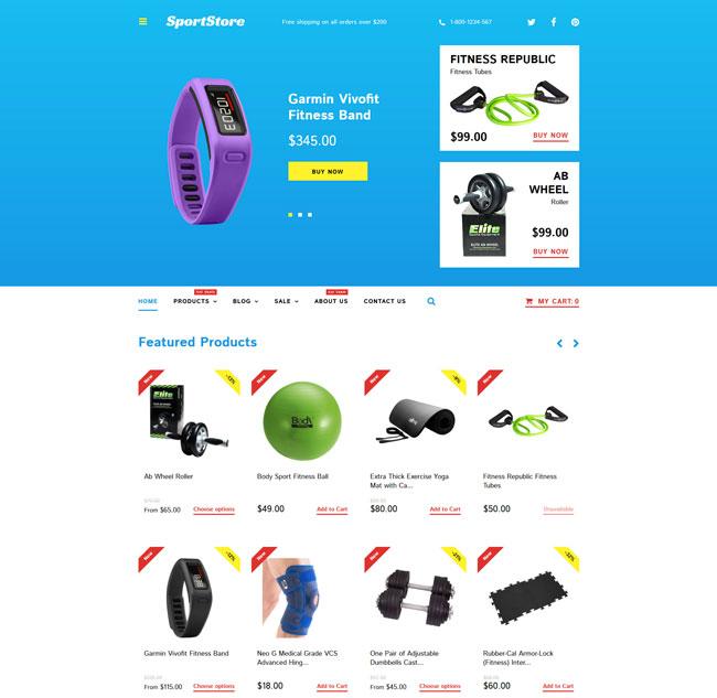Sport-Store-Shopify-Theme