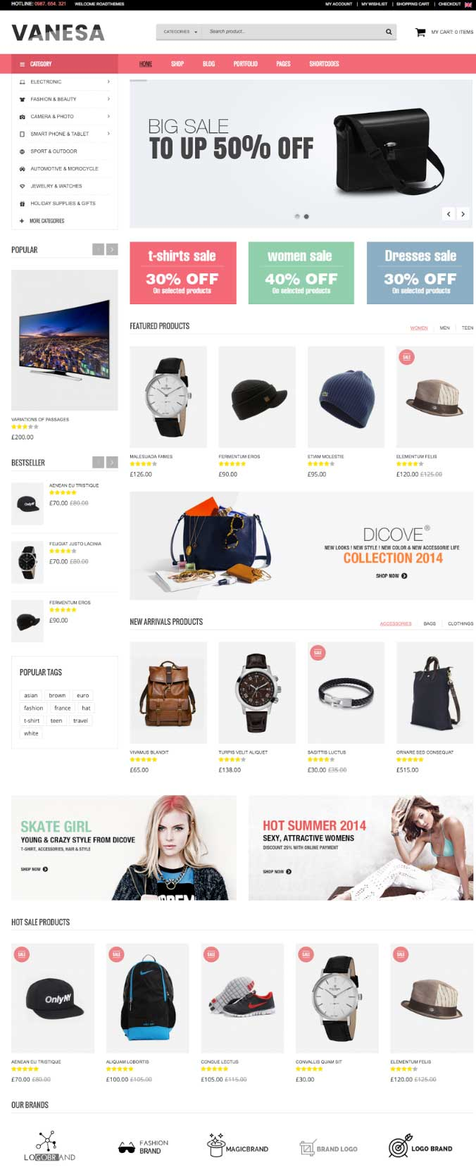 Vanesa-Responsive-WooCommerce-Fashion-Theme
