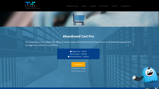 WooCommerce Abandoned Cart Pro - intro