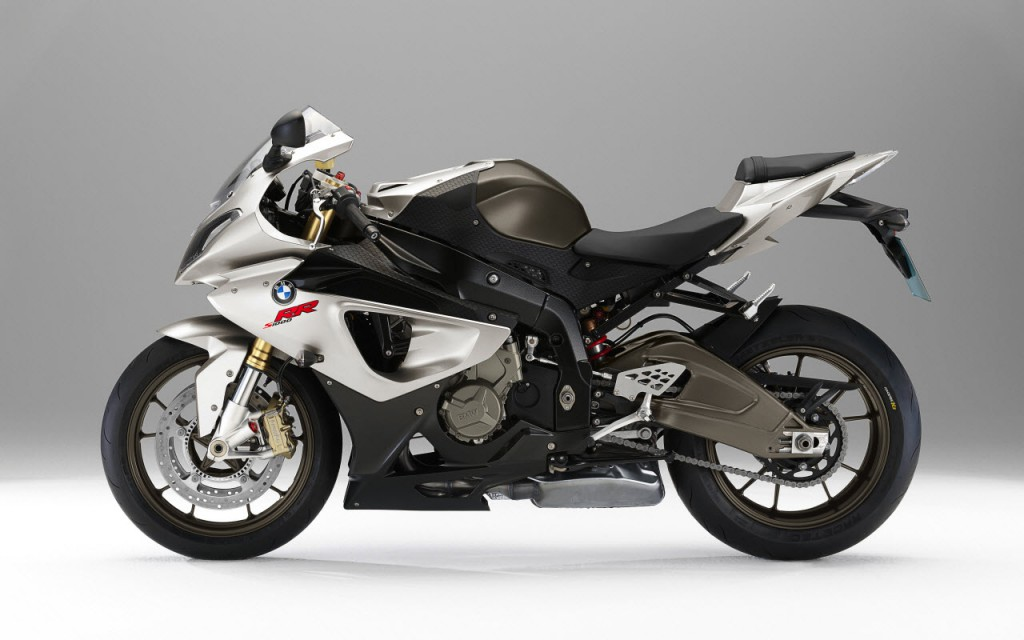2010 BMW S1000RR Wallpaper