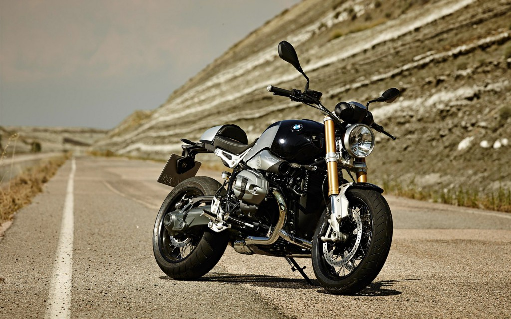 2014 BMW R NineT Wallpaper