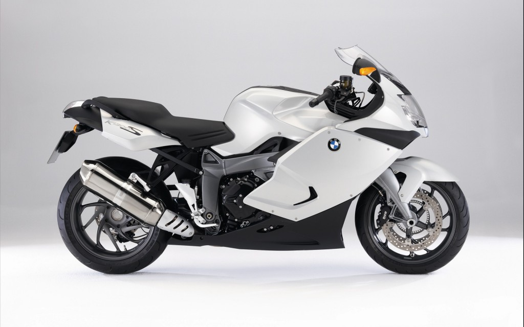 BMW K 1300 S White Wallpaper