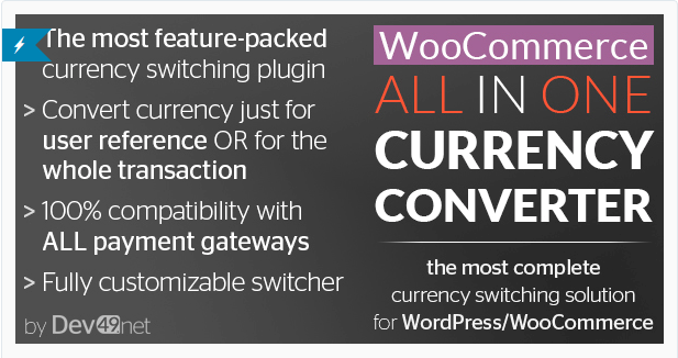 An example of using WooCommerce payment plugins for an international online shop