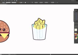 How-to-Create-a-Kawaii-Soda-Shop-Pattern-Vector-in-Illustrator