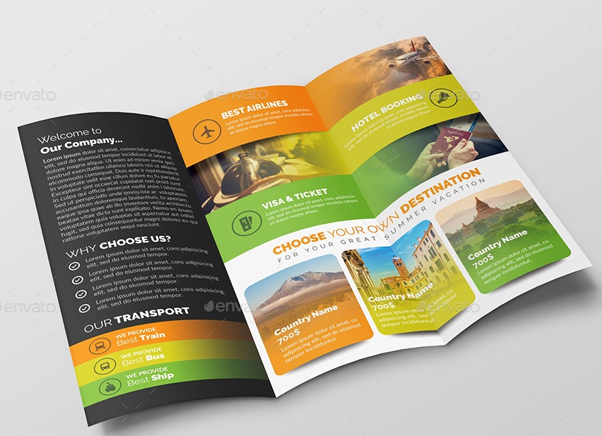 blank brochure template pdf best and professional templates.html