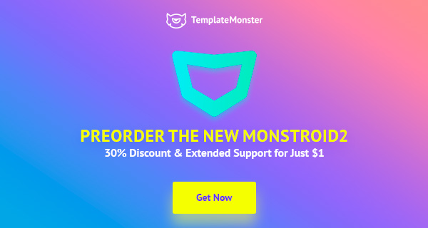 MONSTROID2 Themes Sale