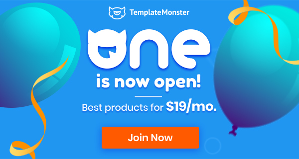 Templatemonster One