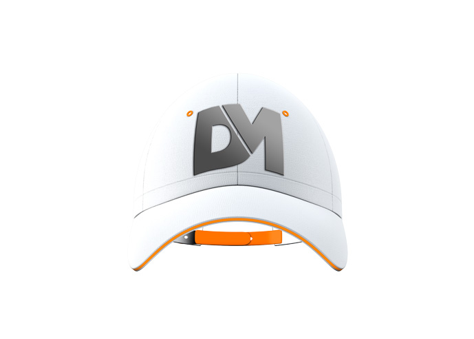 1f44e0c7e0e A free Baseball Cap Mock-Up in PSD file with fully layered and editable and  print-ready product if it is necessary. It can be customized using  Photoshop to ...
