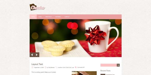 Chooko Lite - WordPress Responsive Theme