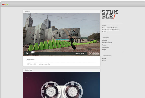 Stumblr--WordPress-Responsive-Theme
