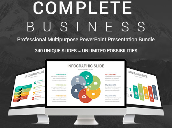 35+ amazing powerpoint templates 2017 - designmaz, Presentation templates