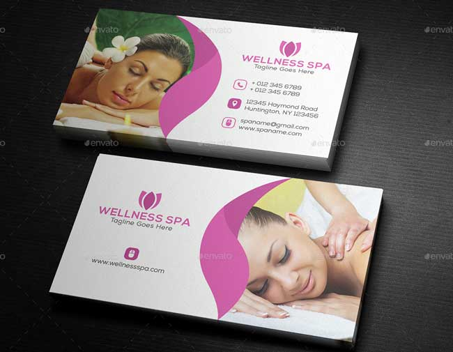 beauty-spa-business-card