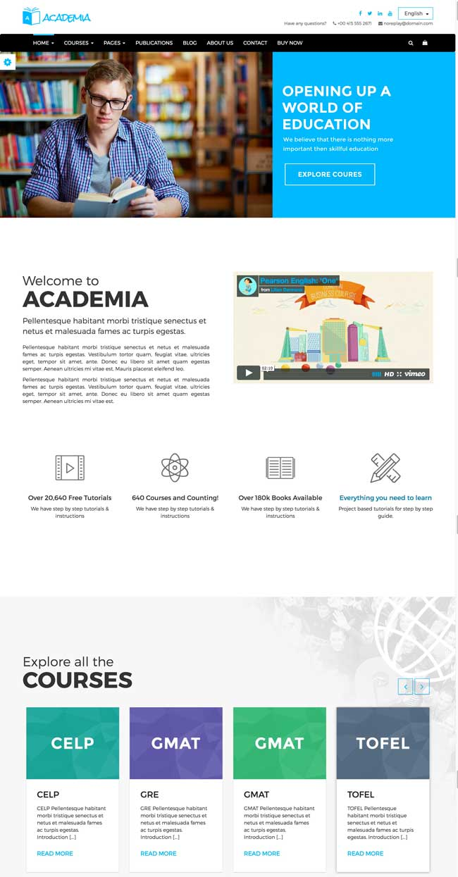 academia-responsive-education-theme-for-wordpress