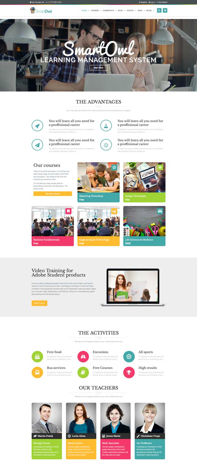 lms-course-elearning-education-events-school-university-academy-wordpress-theme