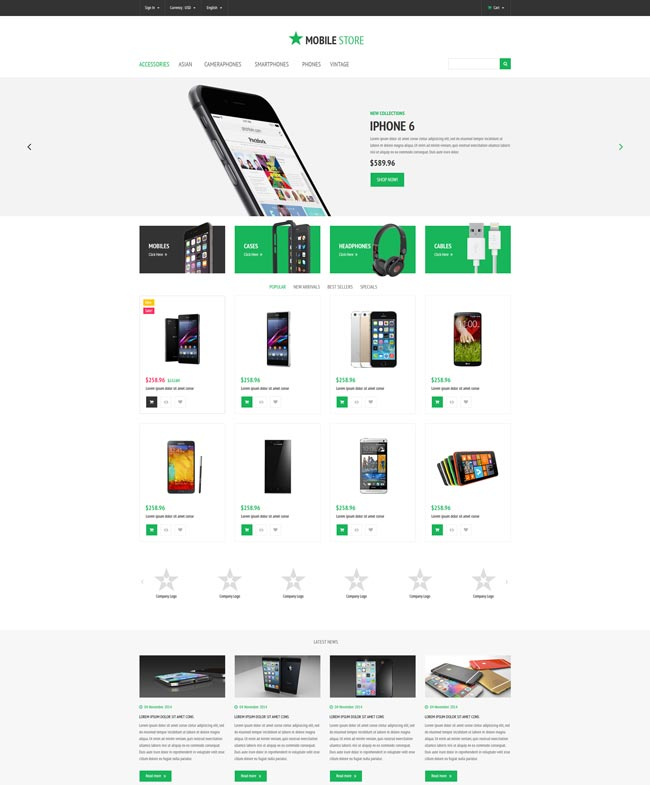 Mobile-Store-PrestaShop-Theme