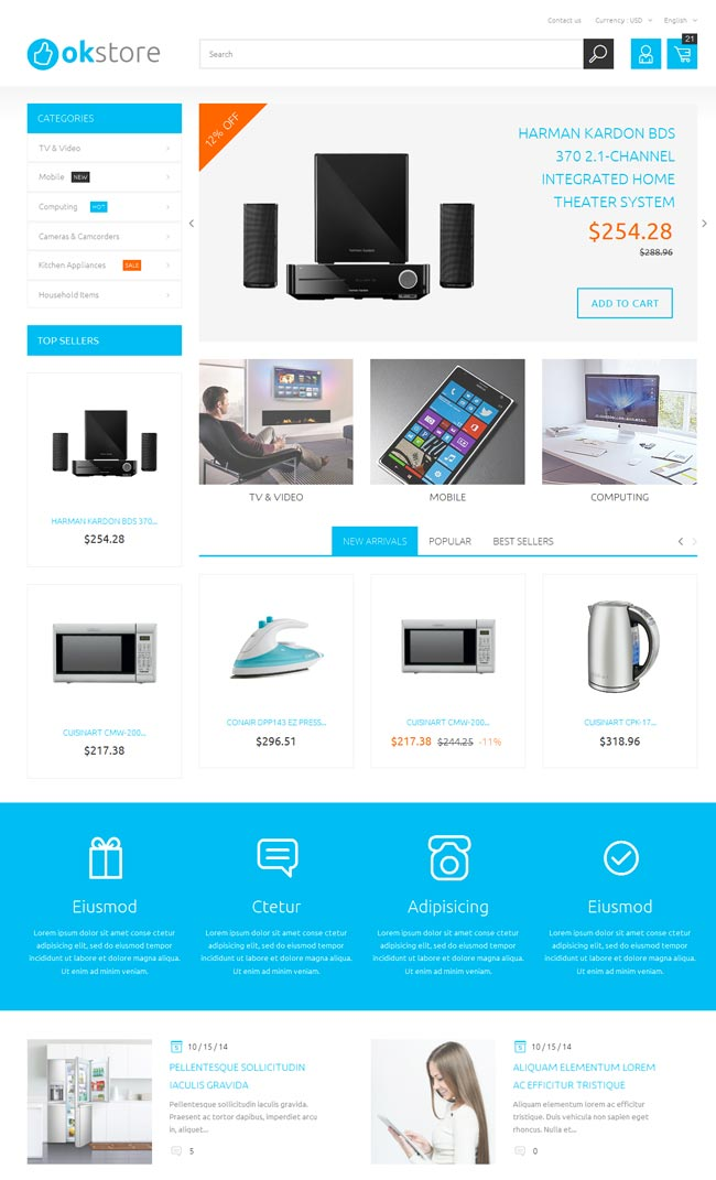 Tech-Gear-PrestaShop-Theme