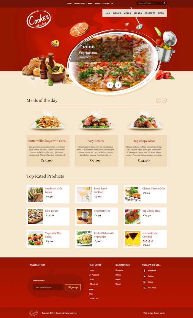 cooker-responsive-online-restaurant-cafe-bar