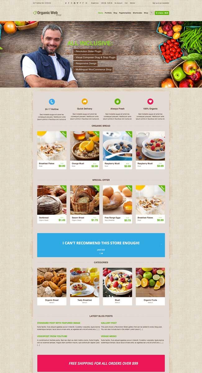 organic-web-shop-a-responsive-woocommerce-theme