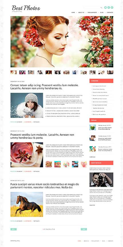 Best-Photos-WordPress-Theme