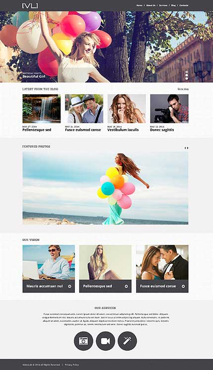 Bright-Videographer-WordPress-Theme