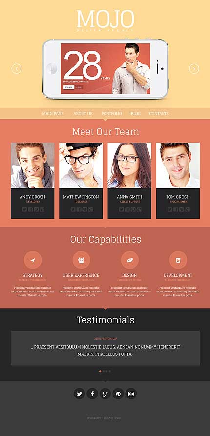 Cool-Design-Agency-WordPress-Theme