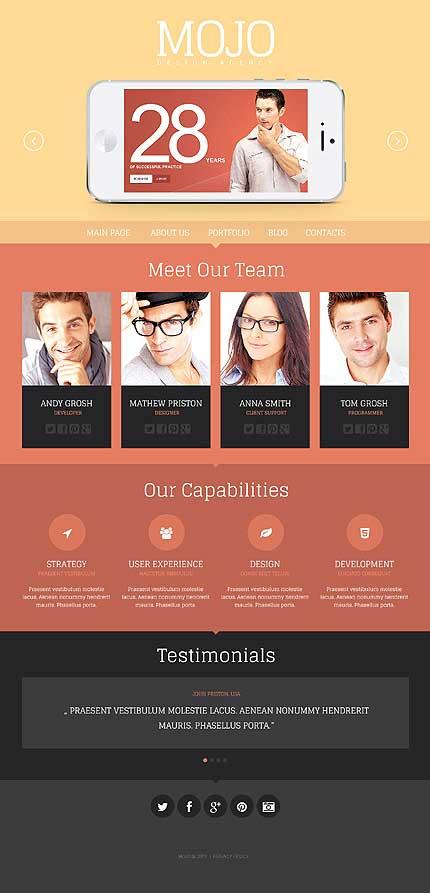 Cool-Design-Agency-WordPress-Theme