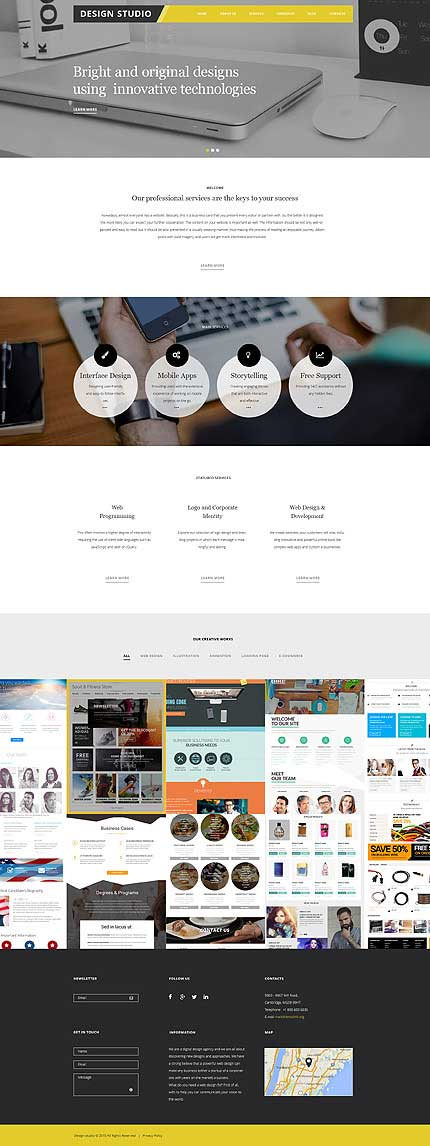 Design-Studio-WordPress-Theme--
