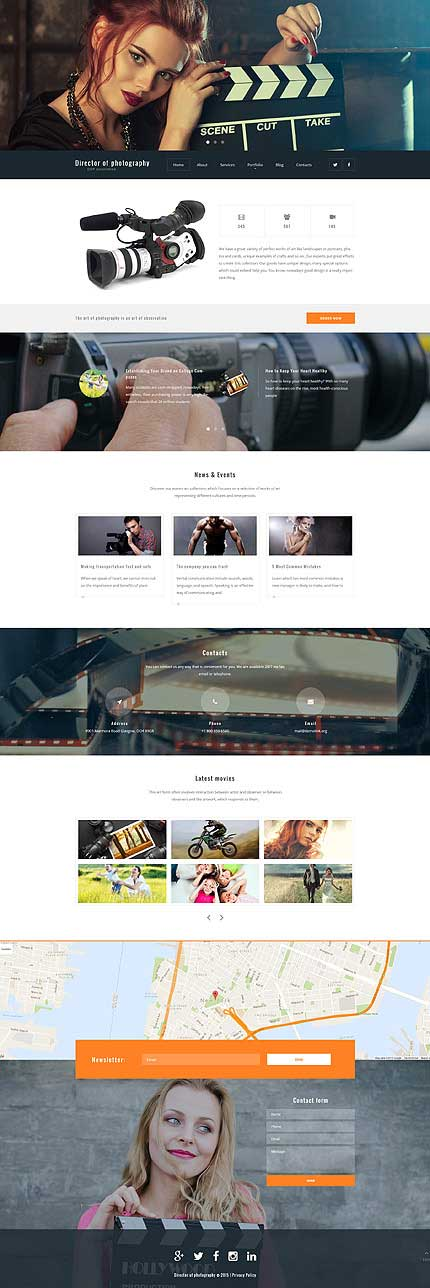 Director-of-Photography-WordPress-Theme