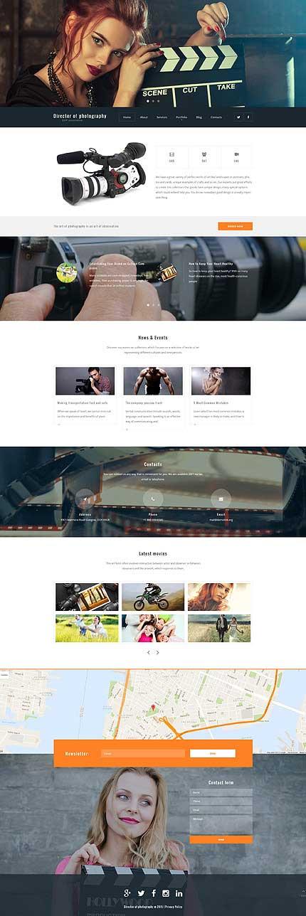 Director-of-Photography-WordPress-Theme