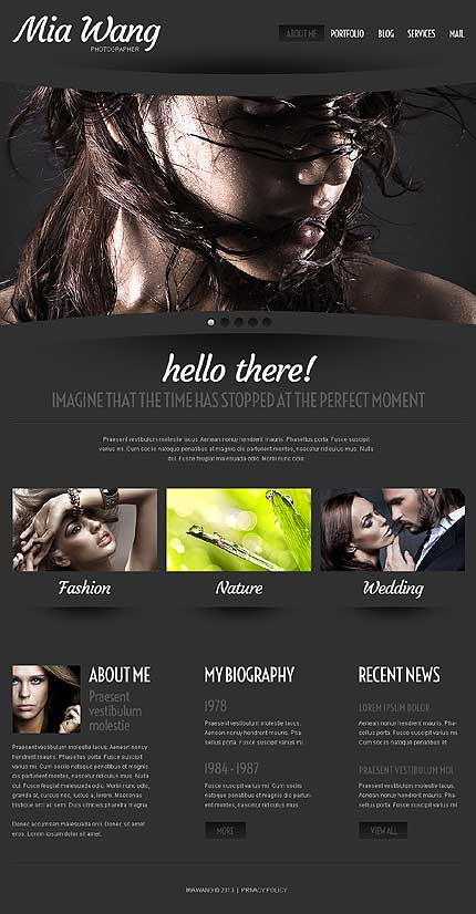 Photographer-Gallery-WordPress-Theme