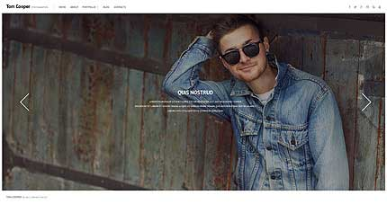 Photographer-Portfolio-WordPress-Template
