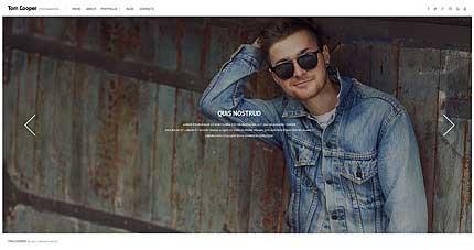 Photographer-Portfolio-WordPress-Template